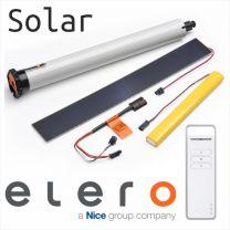 Solar motor ombouwpakket Elero M10-868 SC