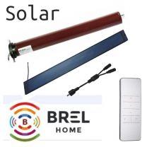 Solar accumotor Brel ombouwpakket rolluiken