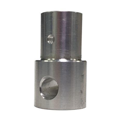 Aluminium Hoekverbinding Uitvalscherm